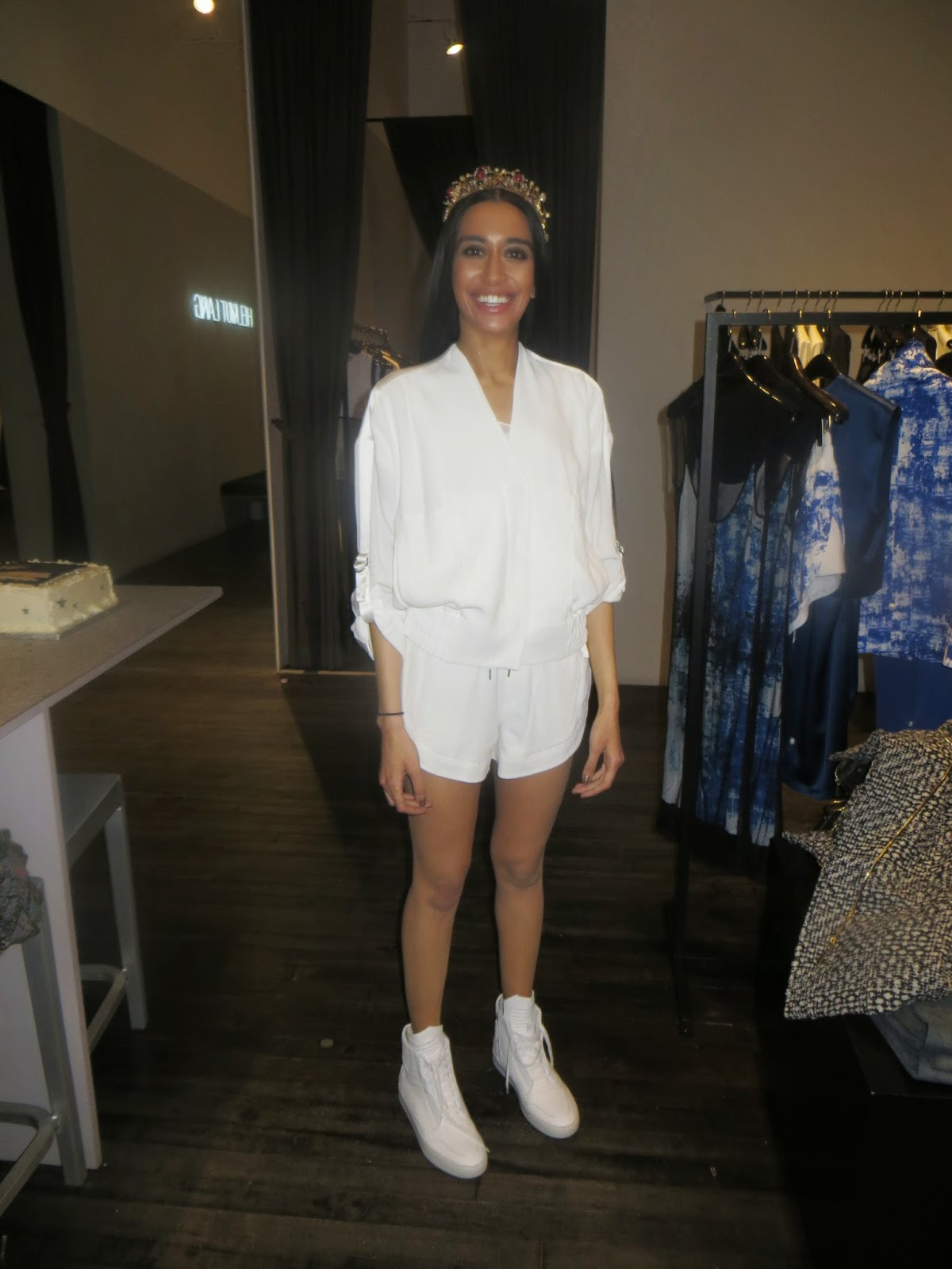 Farah Zulaikha Birthday Celebration At Helmut Lang SoHo